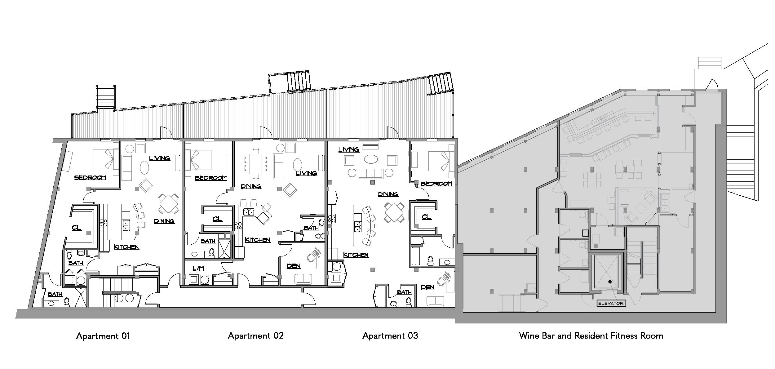 Birket Landing Waterfront Floor Plan Penn Yan 01