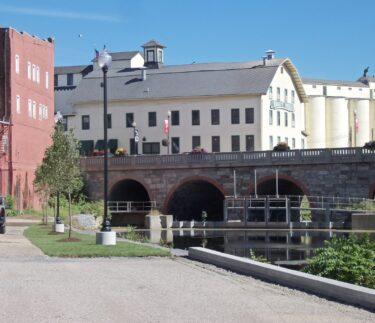 Birkett Landing Birkett Mills