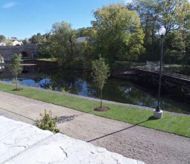 Birkett Landing Canal Side