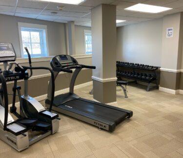 Birkett Landing Water Front Fitness Room